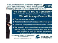 Fundamental Life and Pensions (1) - Financial consultants