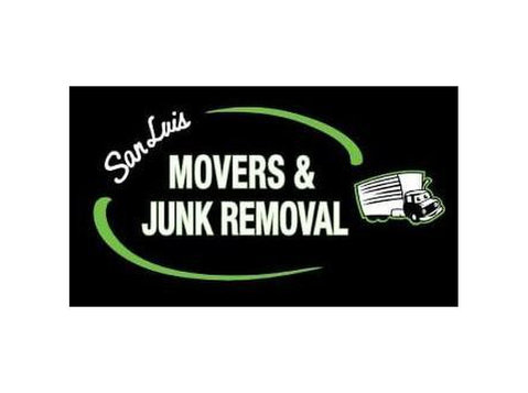 San Luis Movers & Junk Removal - Removals & Transport
