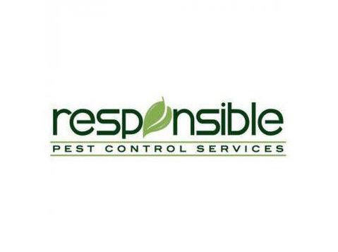 Responsible Pest Control - Home & Garden Services