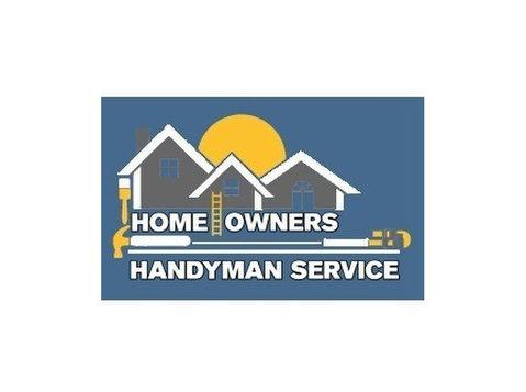 Homeowners Handyman Service - Building & Renovation