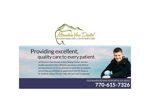 Mountain View Dental - Dentists