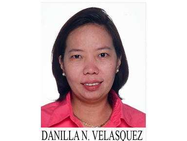 Danilla Velasquez, Accountant - Estate Agents