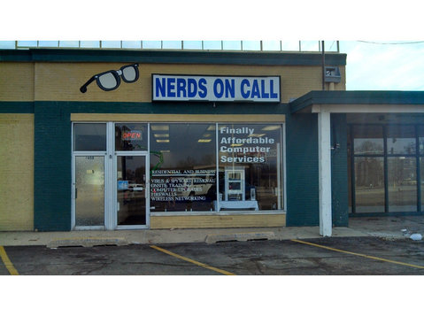Nerds On Call | Peoria, IL - Computer shops, sales & repairs
