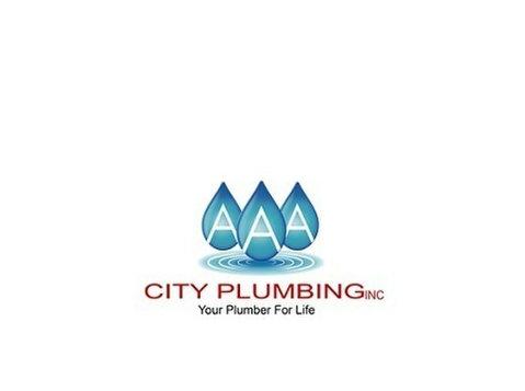AAA City Plumbing Inc. - Plumbers & Heating