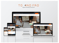 To and Fro Digital Marketing Solutions (2) - Hosting & domains
