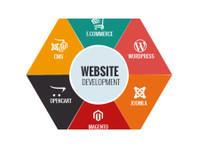 Blue Almond (1) - Webdesign