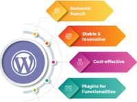 Blue Almond (2) - Webdesign