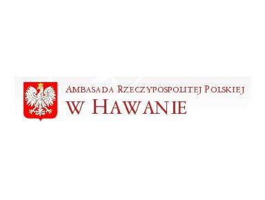Ambasada Rzeczypospolitej w Hawanie - Ambasady i konsulaty
