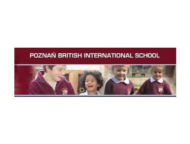 Poznan British International School - International schools