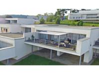 Apartament Słoneczny*19 z at Lemon Resort SPA, nad jeziorem. (8) - Hotels & Hostels