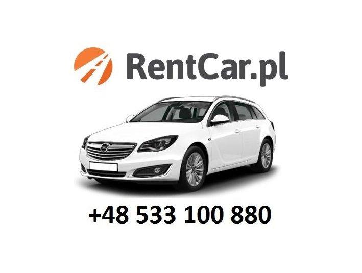 RentCar.pl - Wypożyczanie samochodów