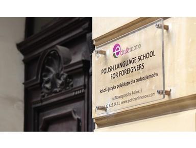 Edu & More - Polish Language School for Foreigners - Online courses
