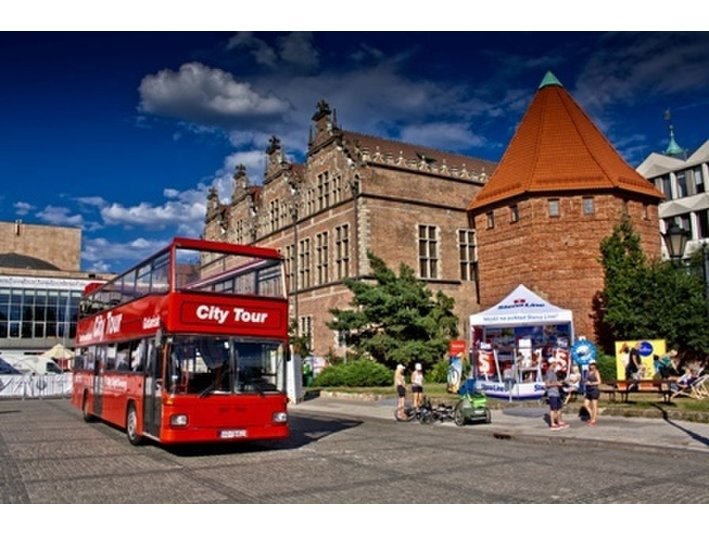 Zwiedzanie Gdanska Melexem - Biura turystyczne