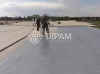 Dipam (3) - Budowa i remont