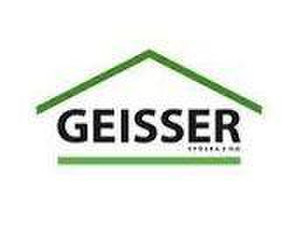 Geisser - Architektura i geodezja