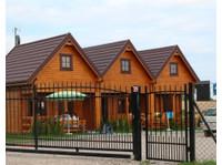 Lazurowy Brzeg (6) - Miejsca turystyczne