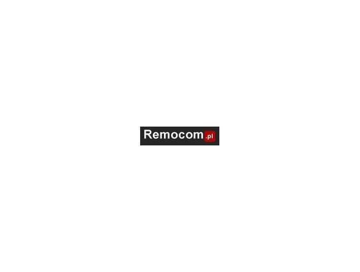 Remocom-Remonty i wykończenia wnętrz-Transport - Budowa i remont
