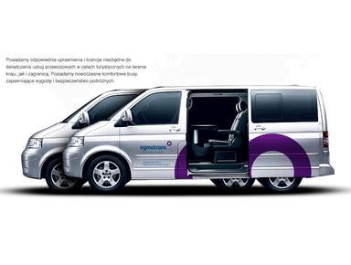 AGMA-TRANS - Przeprowadzki i transport