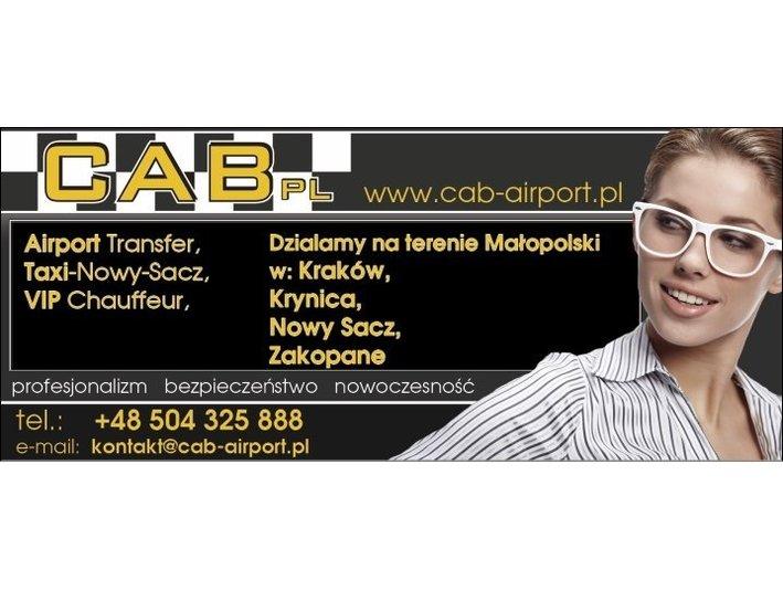 CAB PL Airport Transfer / TAXI - Firmy taksówkowe