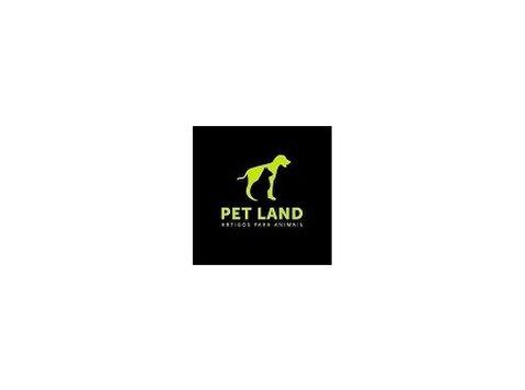 Pet Land Shop - Serviços de mascotas
