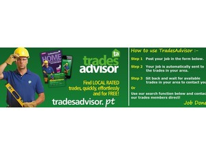 Tradesadvisor algarve - Building & Renovation