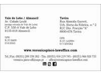 Verónica Pisco, Lawyer (2) - Lawyers and Law Firms