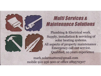 M Smith Multi Services and Maintenance Solutions - Building & Renovation