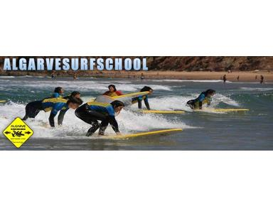 Algarve Surf School - Water Sports, Diving & Scuba