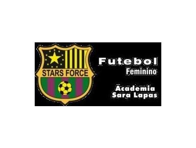 Academia Sara Lapas - Futebol Feminino - Parques de jogo e atividades pós-escolares