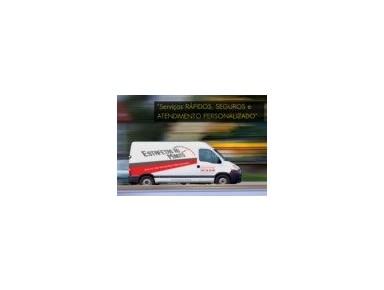 Estafetas ao Minuto - Serviços de estafetas 24H - Mudanças e Transportes