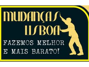 Mudanças Lisboa Portugal - Empresa de mudanças em Lisboa - Mudanças e Transportes