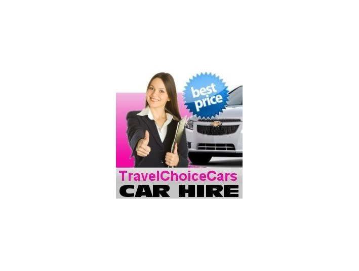 Travel Choice Cars - Car Rentals