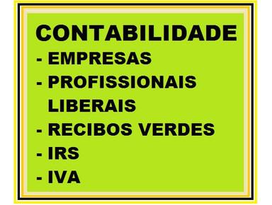 Contabilista em Sintra, Oeiras Lisboa - Contabilistas pessoais