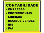 Contabilista em Sintra, Oeiras Lisboa - Personal Accountants