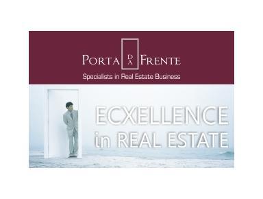 PORTA DA FRENTE - Real Estate - Estate Agents