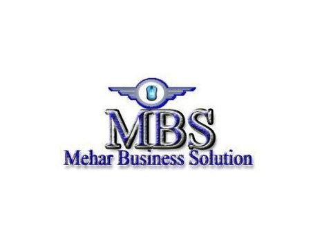 mehar business solution llc - Webdesign