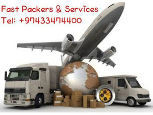 Fast packers and Services Wll - Relocation services