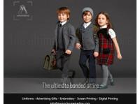 Haris P K, Monochrome Uniforms Qatar (2) - Clothes
