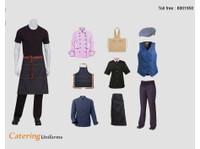 Haris P K, Monochrome Uniforms Qatar (3) - Clothes