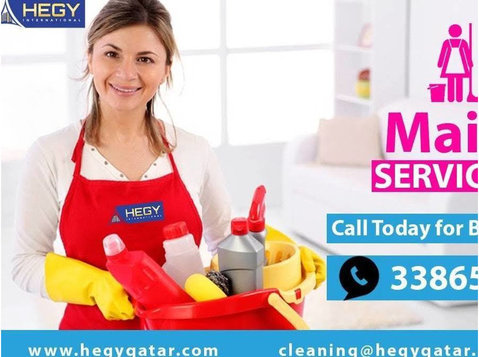 Maid services qatar - Cleaners & Cleaning services