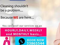 Maid services qatar (2) - Cleaners & Cleaning services