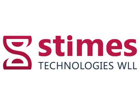 STIMES TECHNOLOGIES WLL - Webdesign