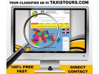 Taxis Tours (3) - Compañías de taxis