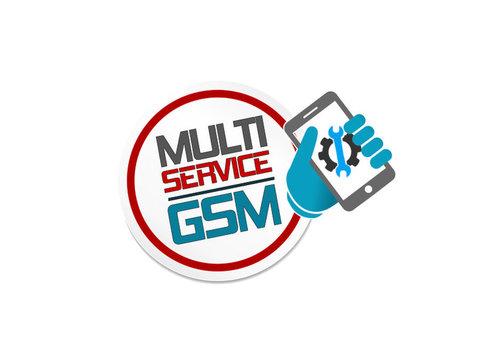 multiservice gsm - Magazine Vanzări si Reparări Computere