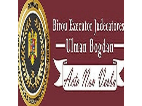 bailiff Bucharest - Ulman Bogdan - Lawyers and Law Firms