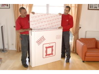 AGS Bucharest (3) - Removals & Transport