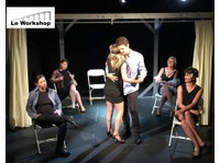 Drama classes in french - Exchange Theatre (1) - Classes pour des adultes