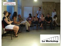 Drama classes in french - Exchange Theatre (2) - Classes pour des adultes
