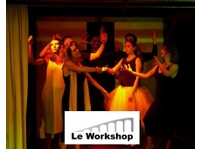 Drama classes in french - Exchange Theatre (4) - Classes pour des adultes