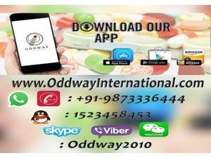 Oddway International - Аптеки